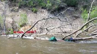 Person killed in Rock County water rescue a 14-year-old girl, State Patrol says