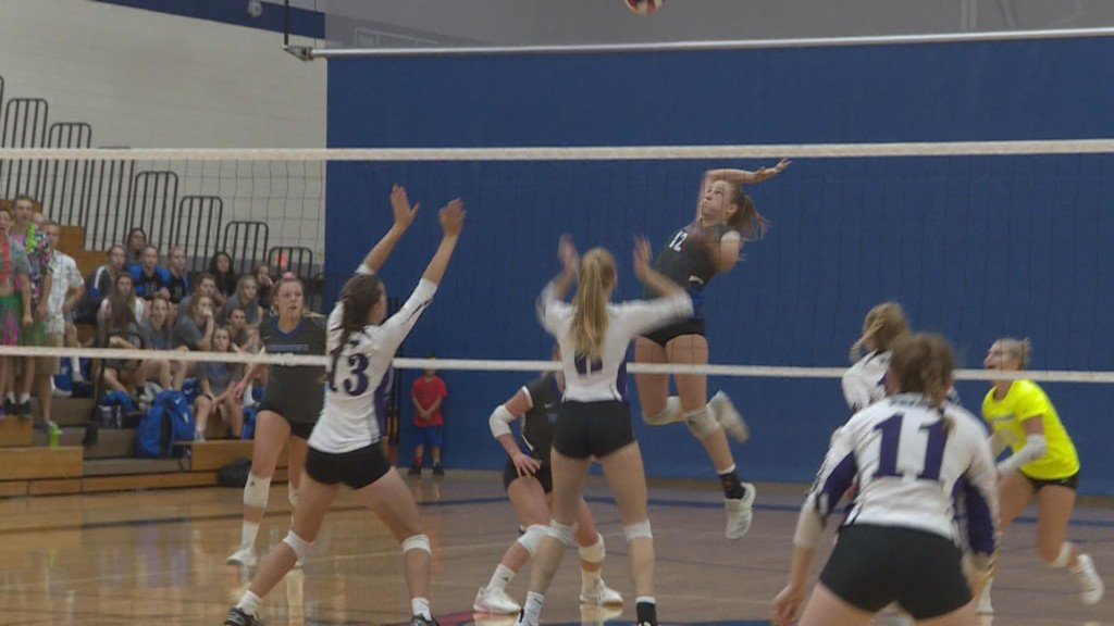 Watertown sweeps Stoughton in girls volleyball