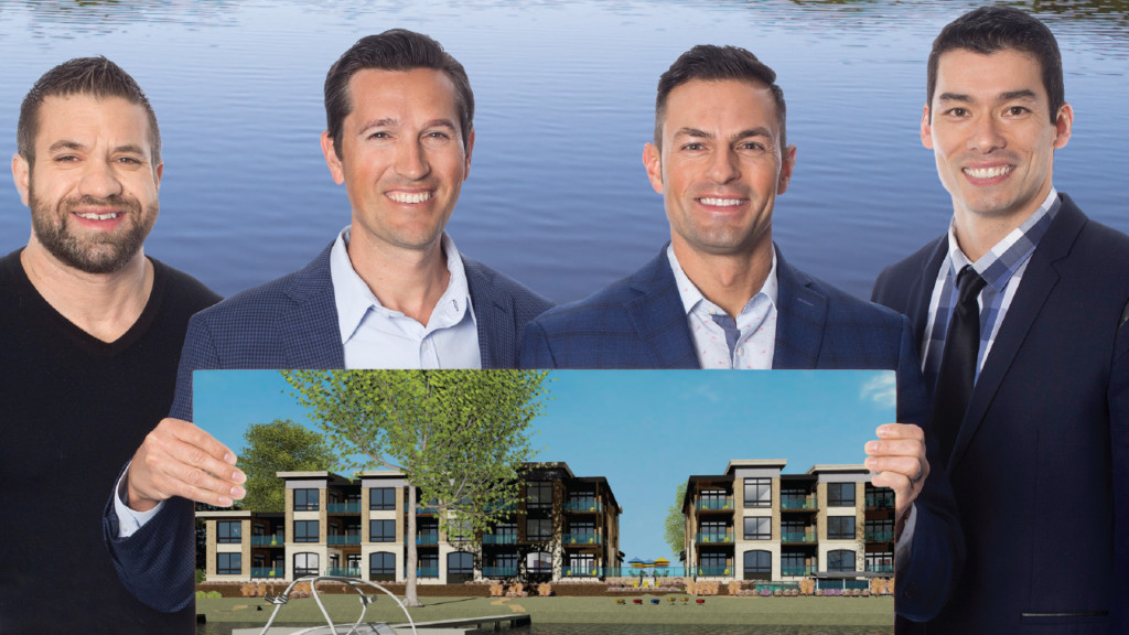 Special Promotional: The Faces of Waterfront Living