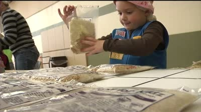 Waunakee volunteer group dishes out one-millionth meal