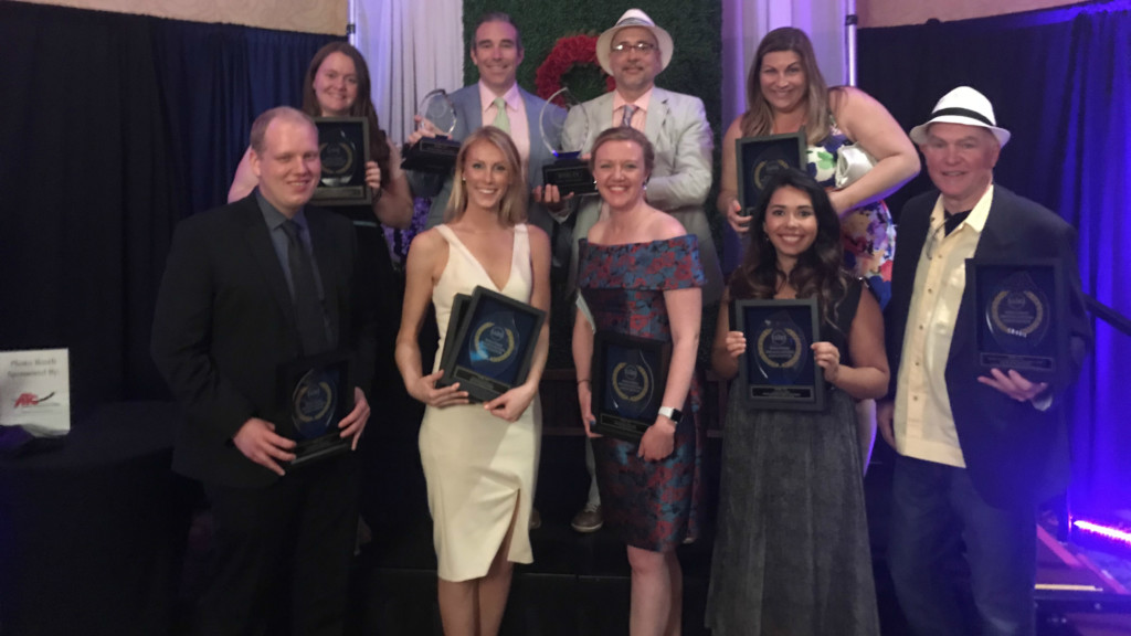 WISC-TV wins Station of the Year, Best News Operation at 2018 WBA Awards