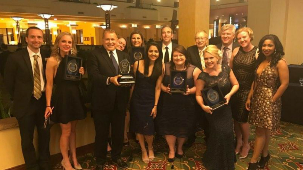 WISC-TV 3 named News Operation of the Year by Wisconsin Broadcasters Association
