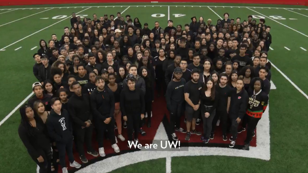 UW-Madison releases new homecoming video after backlash about a lack of inclusion