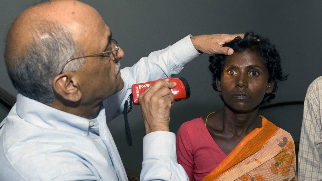Madison organization cures cataract blindness for all of Botswana