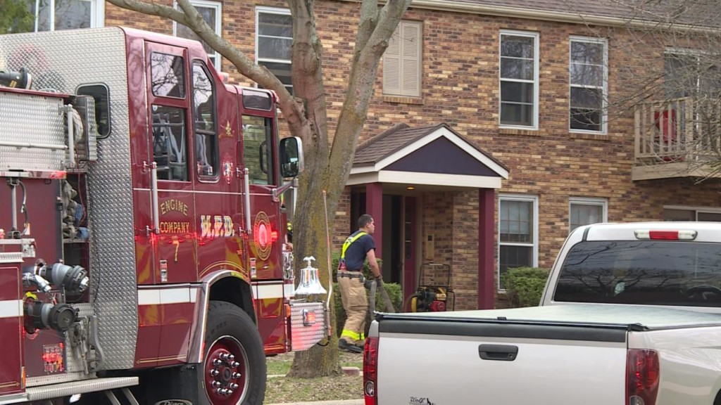 Grease fire causes $5,000 in damage to west side apartment