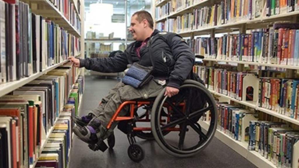 How do people with disabilities experience Madison?