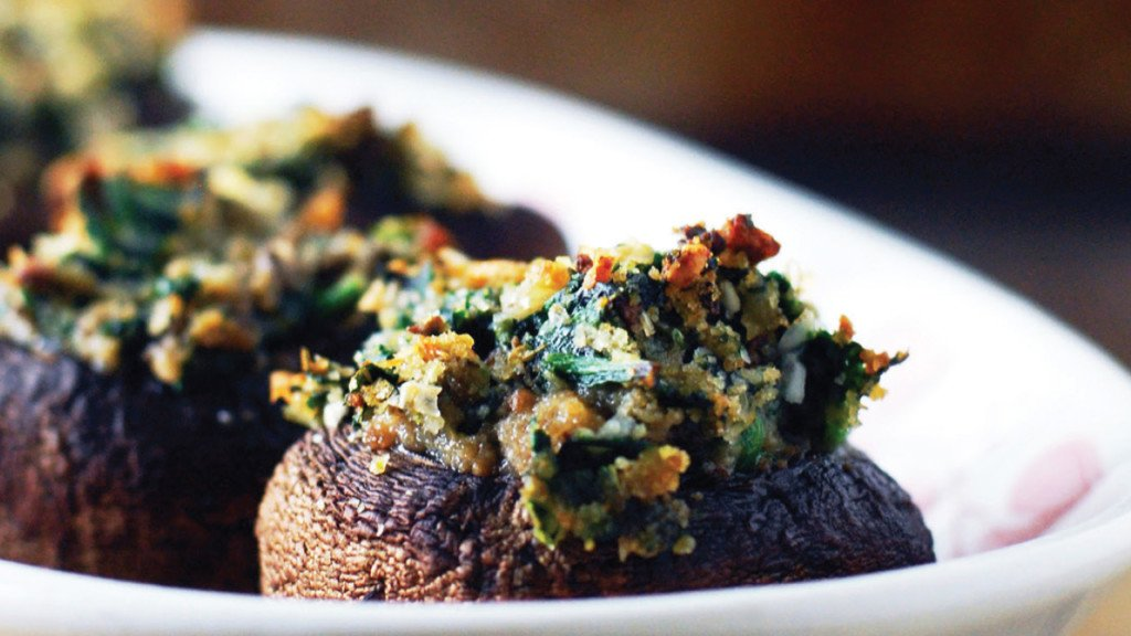 Recipe: Mighty mushrooms