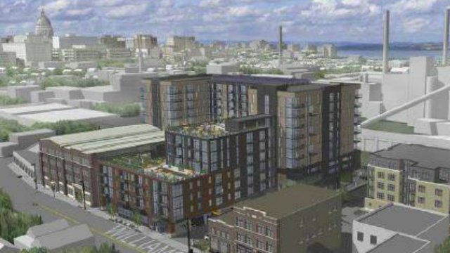 Neighbors, developers discuss Willy Street building project