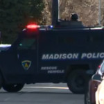 Police, SWAT respond to report of person with gun threatening woman on Madison's east side