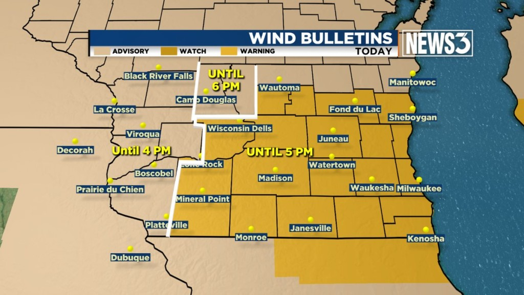 60 mph wind gusts knock out power to thousands of customers