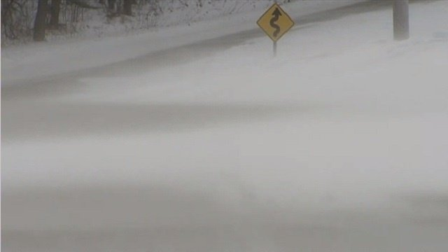 Travel not advised in Grant County