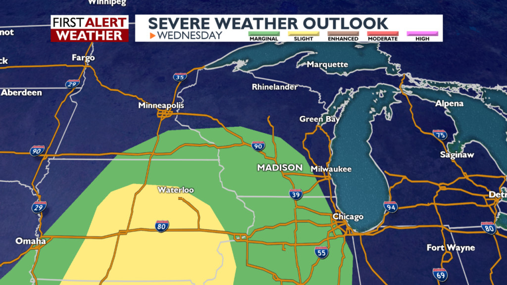 Severe weather potential: Meteorologist Chris Reece breaks down why we could see strong storms