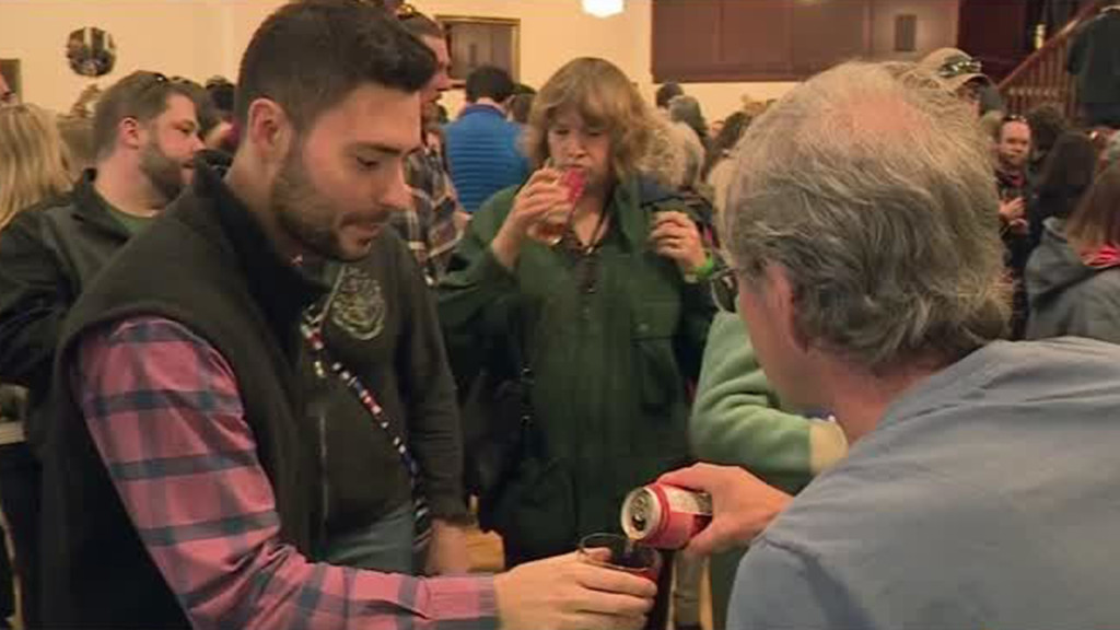 Wisconsin Craft Cider Tasting event is success