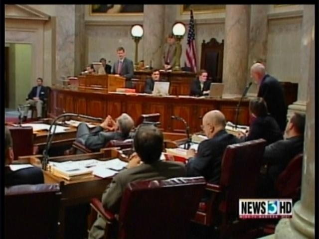 Bill would increase political donation limits