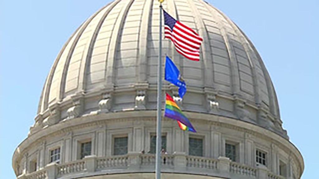 Petition to take  Pride flag down from Capitol has 10K signatures