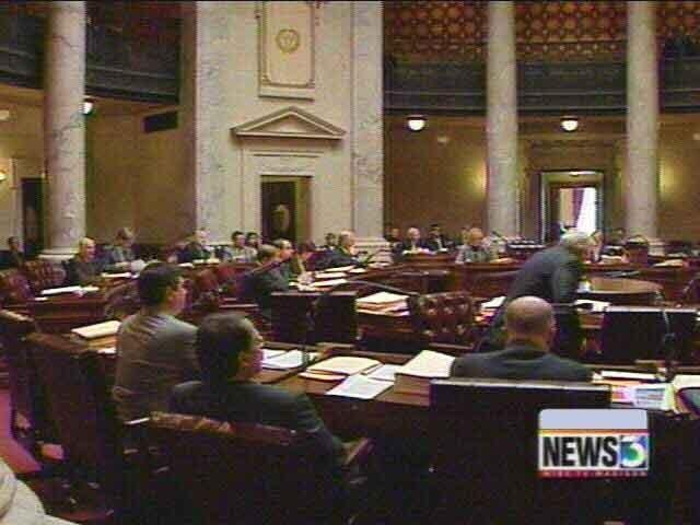 Senate considers bills on early voting, campaign donations, other topics