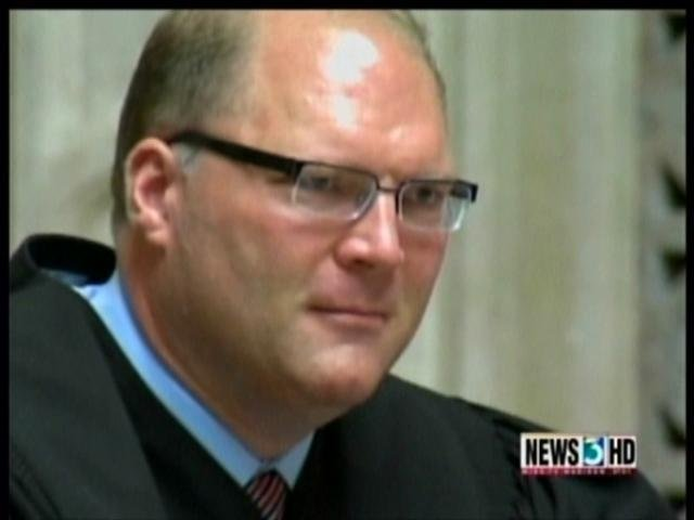 Another Wisconsin justice steps out of discipline case
