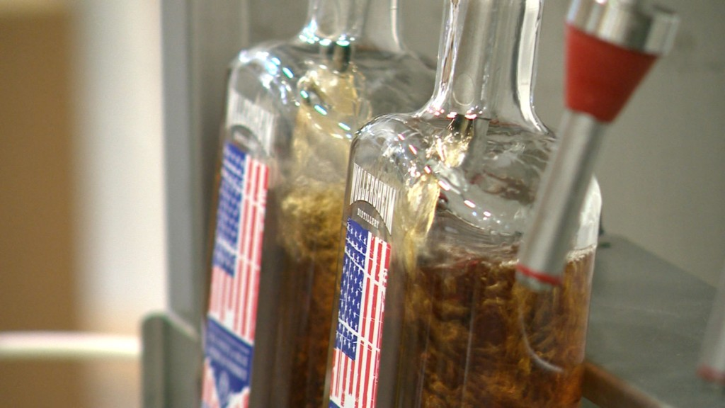 Wollersheim Red White & Blue American Whiskey raises $50,400 for veterans