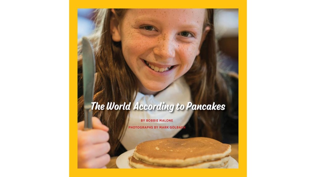 The world according to pancakes