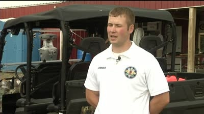 Fundraiser held for wounded warriors