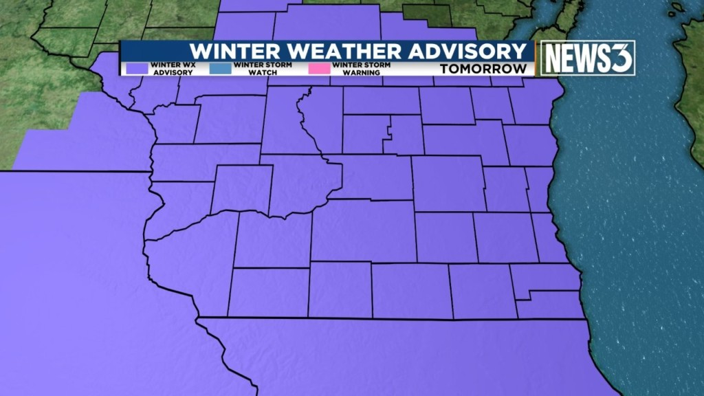 First accumulating snowfall of season expected Sunday