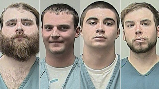 Four arrested in attempted burglary on near east side