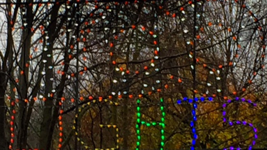 Zoo Lights to return to Henry Vilas Zoo; light display to feature close to 1 million bulbs