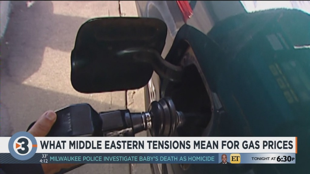 What Middle Eastern tensions mean for gas prices