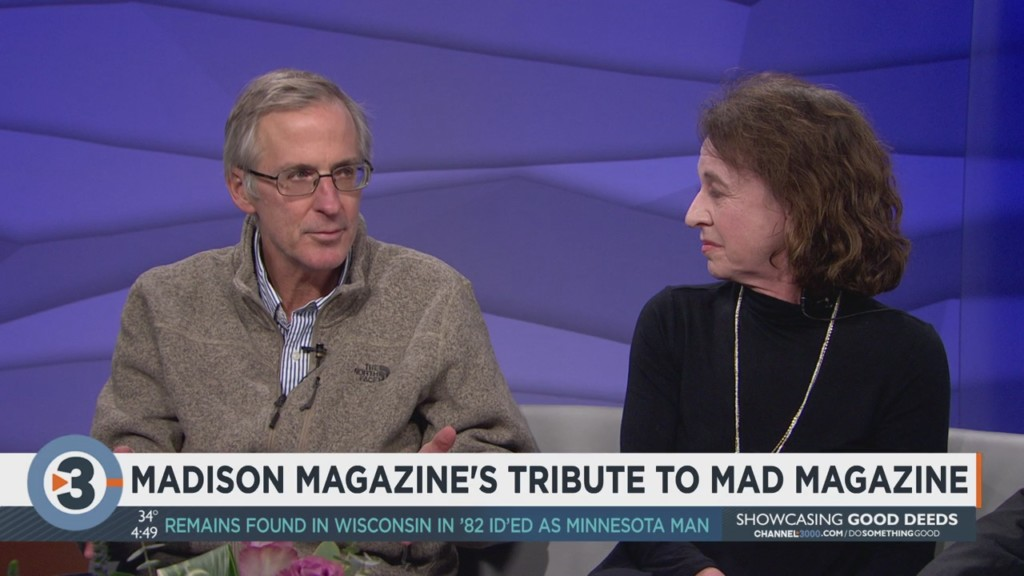 Madison Magazine's tribute to Mad Magazine