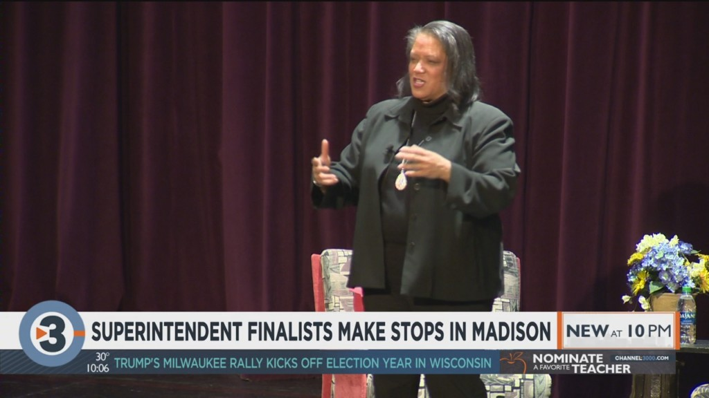 Superintendent finalists make stops in Madison