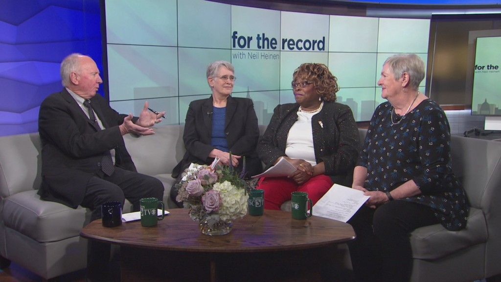 For the Record: Celebrating 100 years with the League of Women Voters of Dane County