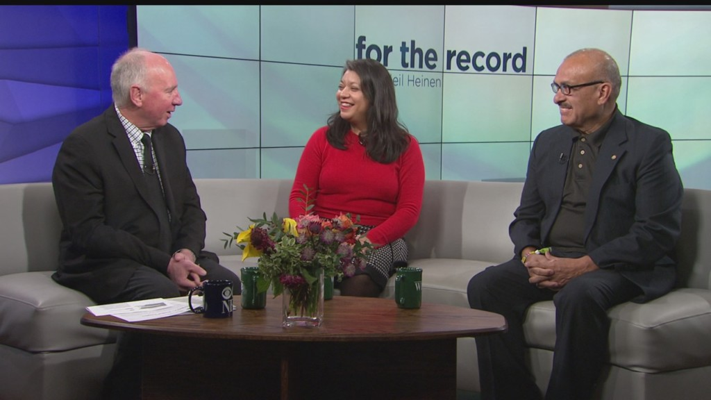 For the Record: Madison's poet laureate talks about the importance of poetry