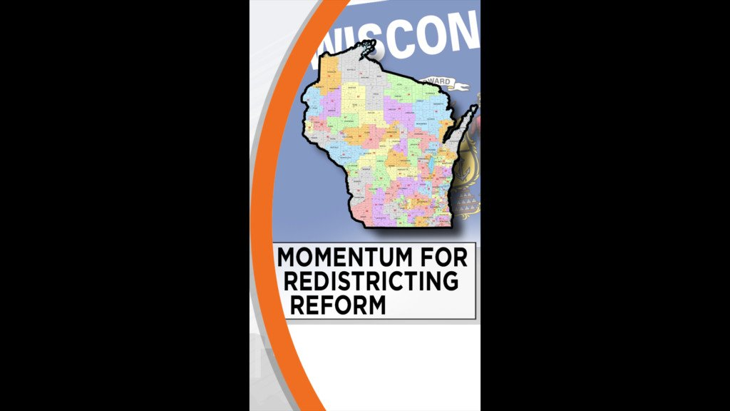 Editorial: MOMENTUM FOR REDISTRICTING REFORM