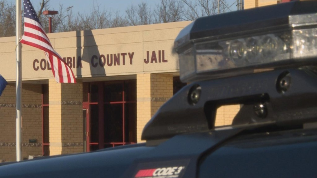 Columbia County Jail