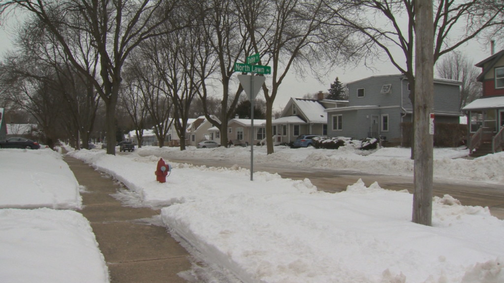 North Lawn Avenue and Dahle Street