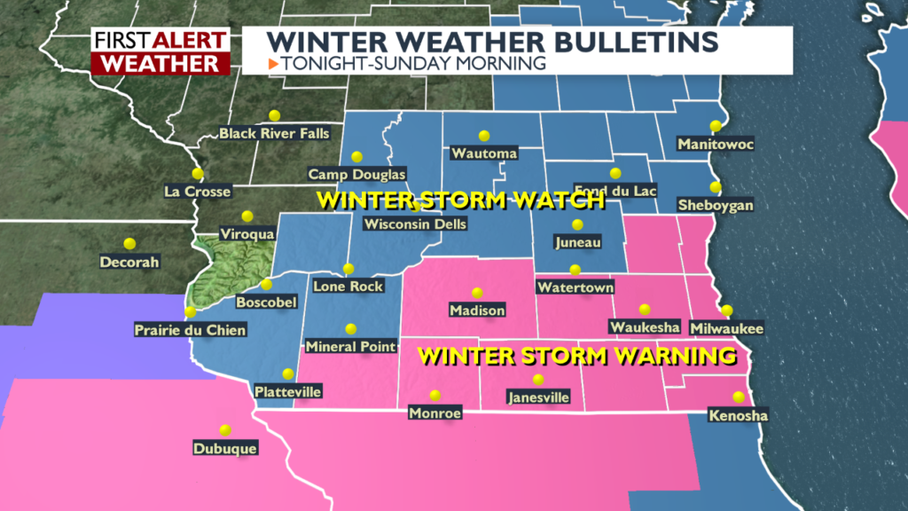 Winter Weather Bulletins