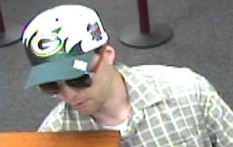Police seek public's help to catch serial bank robber
