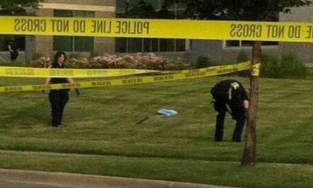 Child killed by airborne vehicle identified
