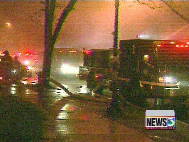 Gas grill explosion leads to Janesville house fire