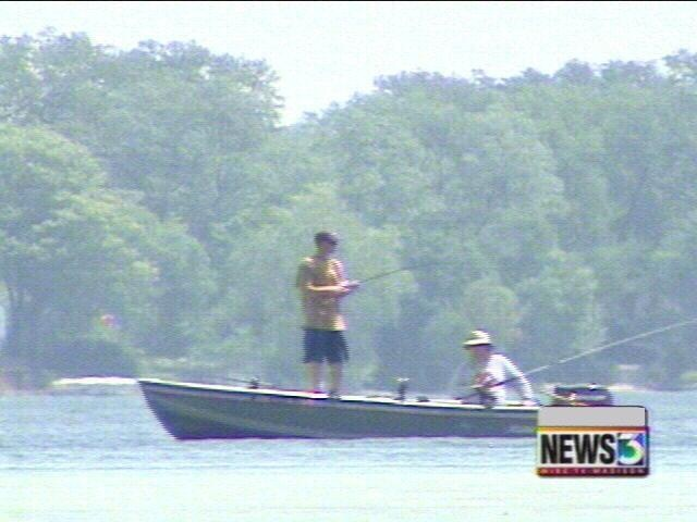 Drunken boaters target of 'Operation Dry Water'
