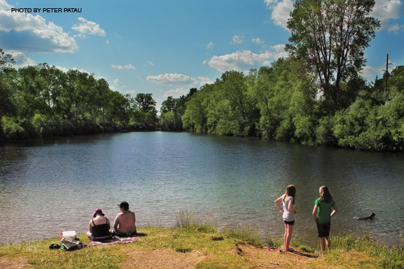 Cool Summertime Swimming Holes