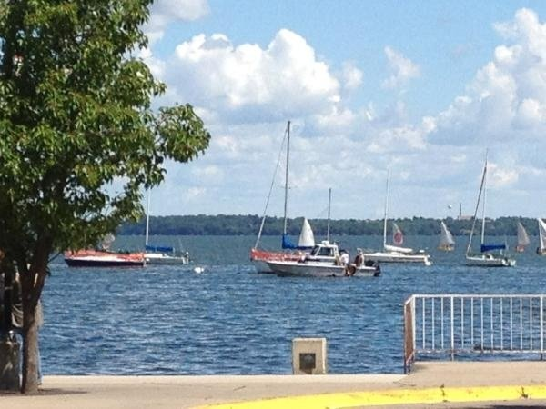 Body found in Lake Mendota