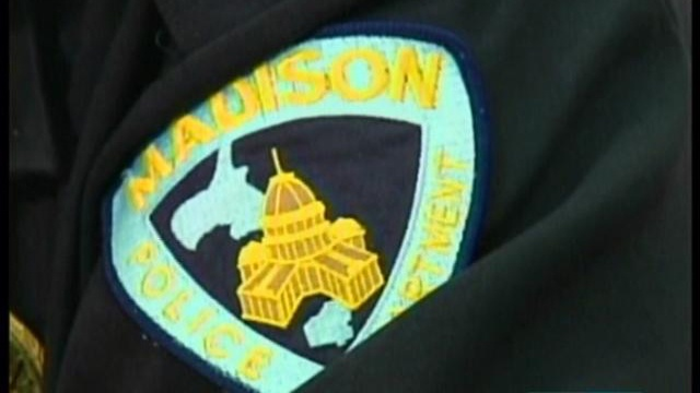 A generic photo of a Madison Police Department patch
