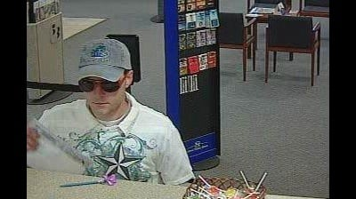 FBI searches for 2 serial bank robbers in Wisconsin