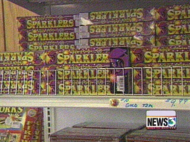 Fire Department warns about fireworks fines