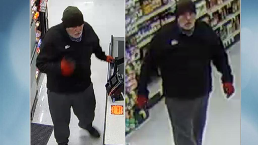 Police looking for suspect in attempted armed robbery