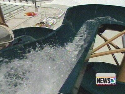 Goodman Pool opens Friday