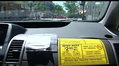 Madison police begin enforcement of cab cruising ban