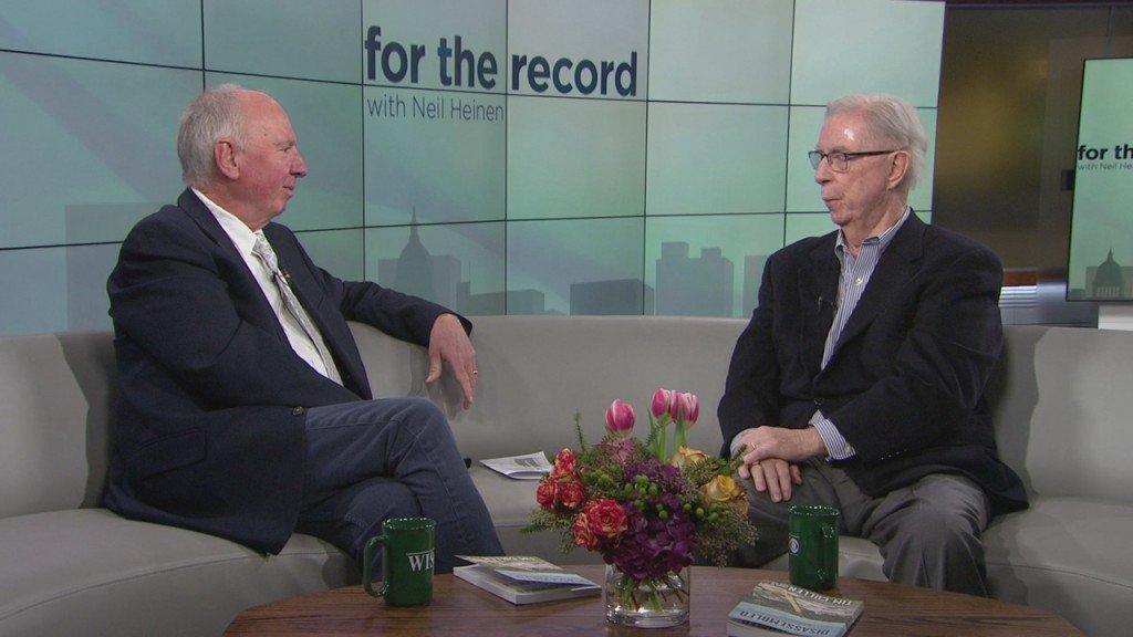 For the Record: Former State Senate Majority Leader Tim Cullen talks about his new book 'Disassembled'