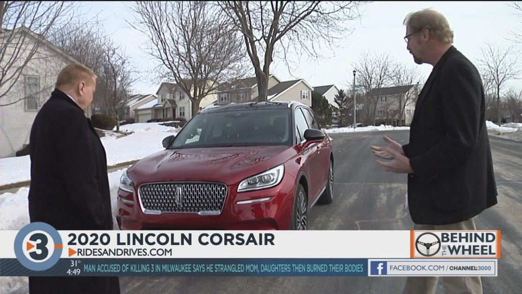 Behind the Wheel: 2020 Lincoln Corsair
